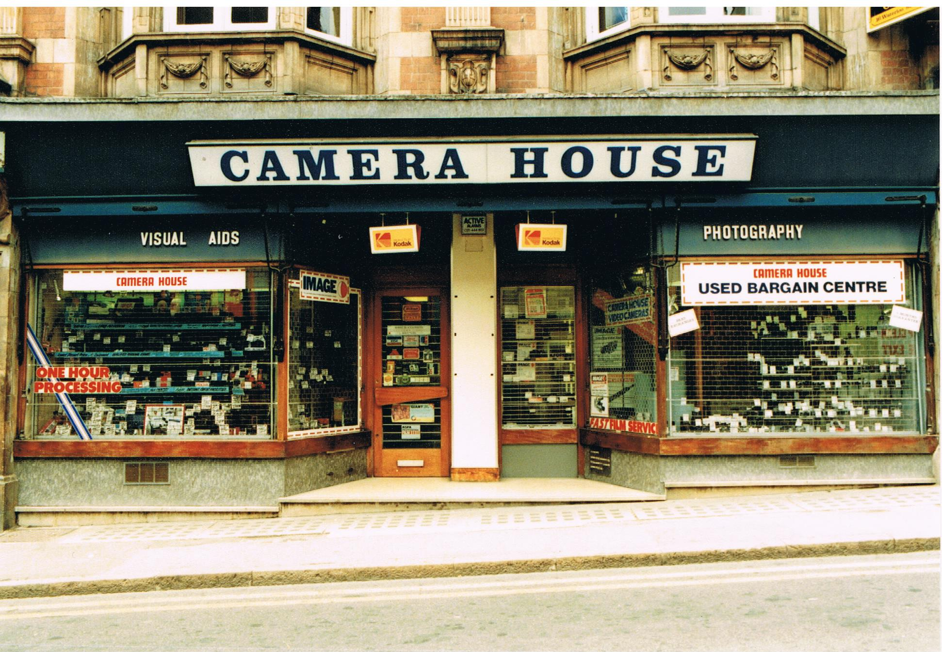 About Us - Camera House