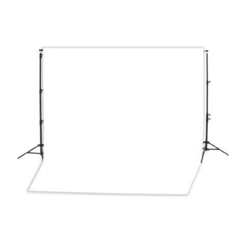 Falcon Eyes Background System B-8510 with Roll Arctic White 2,75 x 11m