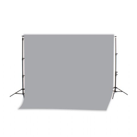 Falcon Eyes Background System B-8510 with Roll Storm Grey 2,75 x 11m
