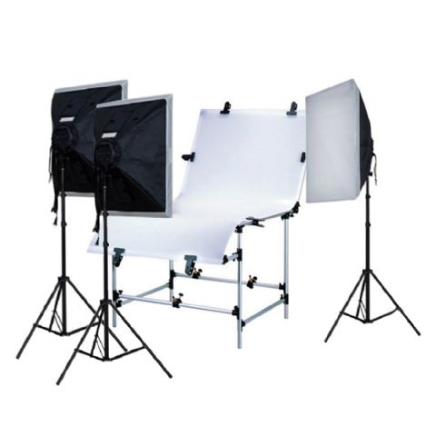 Falcon Eyes Photo Table ST-0613T with Lighting