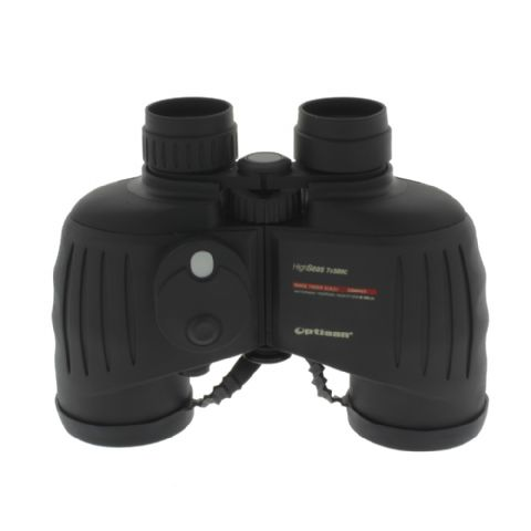 Optisan Binoculars Highseas RC Eco 7x50 + Compass