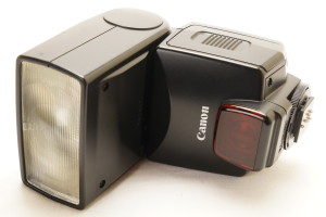 Canon Speedlite 380EX Flashgun