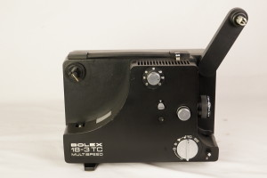 Bolex TC-3 Duo 8mm Cine Projector 1970's