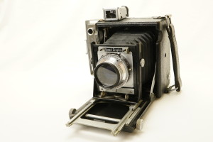 Graflex Speed Graphic Press Camera Circa 1940's (Hire Only)