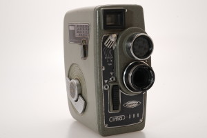 Cima D88 Std 8 Movie camera c/w case/strap c 1958