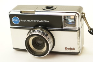 Kodak 255X Instamatic 126 Camera 1970's