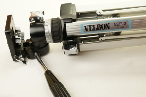 Velbon AEF-3 Tripod in Case 1980's (Hire Only)