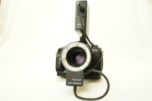 Elicar Auto Macro - 8 Ring Camera Flash 1980's (Hire Only)