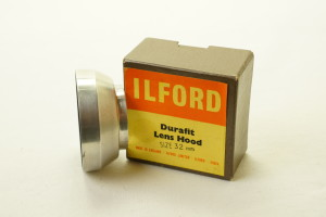 Ilford Durafit 32mm Lens Hood Boxed