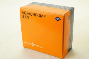 Agfachrome G CS 100 24x36 Slide Mounts for Agfa CS Magazine