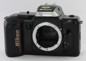 Nikon F-401 c/w 35-70mm f3.3-4.5 AF Nikkor 1980's  (Hire Only)