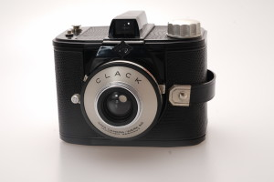 Agfa Clack Camera complete with Case / strap