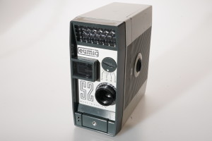 Eumig S2 Std 8 Movie camera in Case