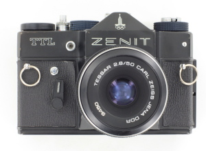 Zenith Zenit TTL 35mm Camera c1977-1985