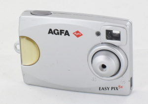 Agfa Easy Pix SV Digital Camera