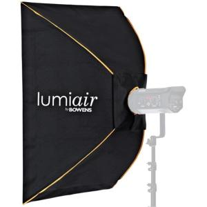 Bowens BW-1500 Lumiair Softbox 60X80cm, 23-1/2 x 31 Inches (Black)