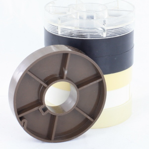 16mm Core's for split reels for editing and storage of 16mm Movie film (Pack of 7) 1/2