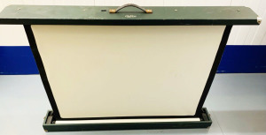 'CELFIX'' portable Cine & Slideshow Screen 1930's (Hire Only)