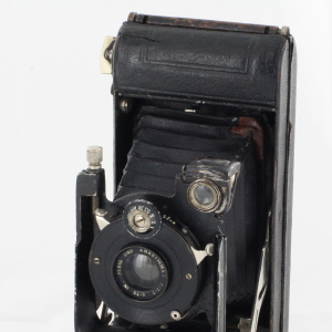 Houghton Butcher Carbine Folding Camera