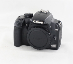 Canon EOS 1000D Digital camera Body circa 2008 (Hire Only)