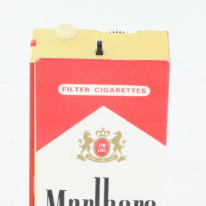 USA-USSR Spycamera in Marlboro Cigarette Packet c1989
