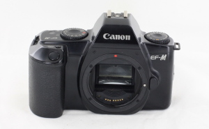 Canon EF-M 35mm Camera Body (Faulty)