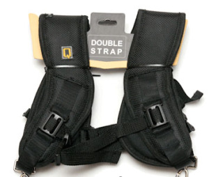 Double Q strap 2 Camera harness
