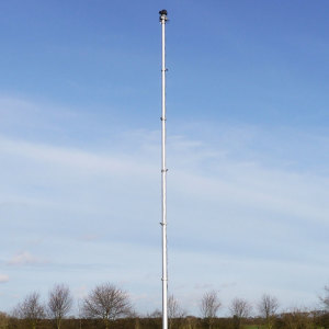 Hague 6m Highshot Camera Mast With Stand & 340 Powerhead