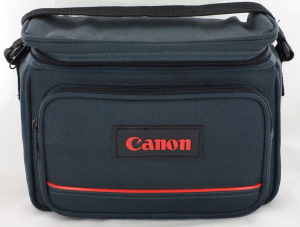 Canon Soft Nylon Camera Shoulder Bag