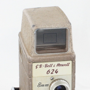 Bell & Howell 624 Std 8 Movie Camera