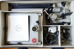 Bolex 8mm Movie Titler