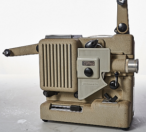 Eumig Type P8 8mm Projector in makers box