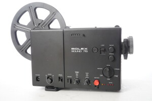 Bolex 715 Sound Super 8 Projector