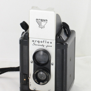 Argus Argoflex Seventy-Five 620 Camera in Case