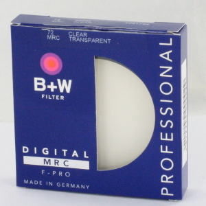 B+W 72mm 007M MRC Nano Coated Clear Glass Protection Filter