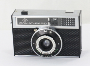 Agfa Isomat Rapid in Case