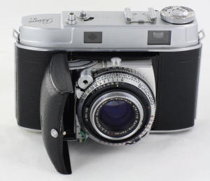 Kodak Retina IIc 35mm Camera in case