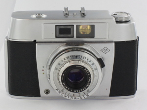 Agfa Silette 1 35mm Camera in Case (Faulty)