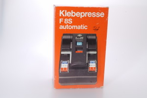 Agfa Super 8 Automatic Film Splicer F 8S (Boxed)