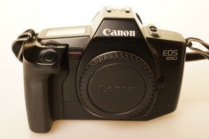 Canon EOS 650 35mm Camera Body (Hire Only)