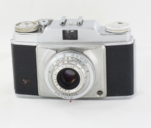 Agfa Silette 35mm Camera (Pronto Shutter)