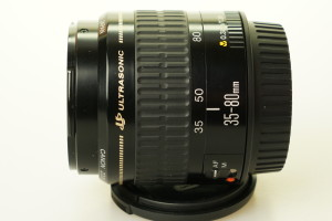 Canon EF 35-80mm f4-5.6 AF Zoom Lens c1990 (Hire Only)
