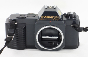 Canon T50 35mm Camera Body (Hire Only)