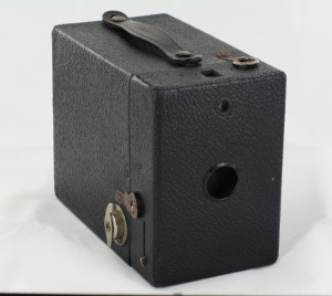 Kodak Hawkeye No 2 Cartridge Model C 120 Box Camera c1926 (Hire Only)