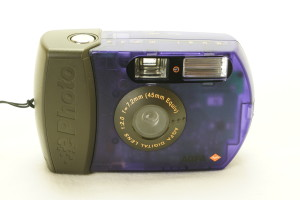 Agfa Dual Mode CL18 Digital Camera in Case