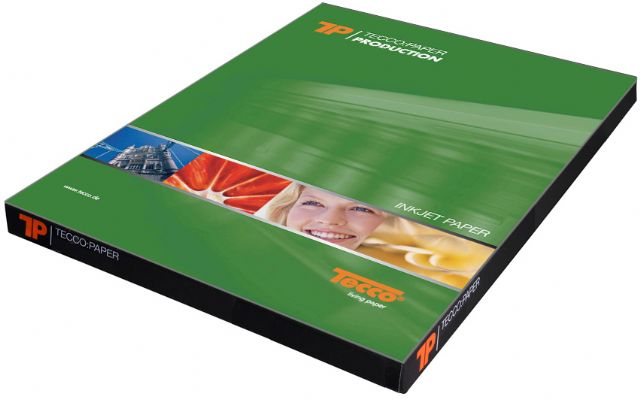 Tecco Production Paper SMU190 Plus Semiglossy A2 100 Sheets